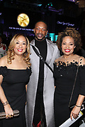 NEW YORK, NEW YORK- FEBRUARY 11: (L-R) Cheryl McKissack Daniel (Honoree), Designer LeQuan Smith and Deryl McKissack (Honoree) attend the National CARES Mentoring Movement 'FOR THE LOVE OF OUR CHILDREN' Gala Inside held at the Zeigfeld Ballroom on February 11, 2019 in New York City.  (Photo by Terrence Jennings/terrencejennings.com)