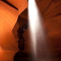 Landscape Arizona Antelope Slot Canyon