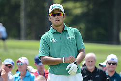 August 10, 2018 - Town And Country, Missouri, U.S - HIDEKI MATSUYAMA from Japan during round two of the 100th PGA Championship on Friday, August 10, 2018, held at Bellerive Country Club in Town and Country, MO (Photo credit Richard Ulreich / ZUMA Press) (Credit Image: © Richard Ulreich via ZUMA Wire)