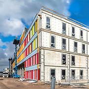 Voortgang bouwproject Prinmses Maxima Centrum voor kinderoncologie, Liag Architecten, Visser en Smit Bouw
