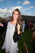 LINA CESS, After party at China White's club. Cartier International Day at Guard Polo Club, Windsor Great Park. 24 July 2011. ChinaWhite Tent during Cartier Polo. <br /> <br />  , -DO NOT ARCHIVE-© Copyright Photograph by Dafydd Jones. 248 Clapham Rd. London SW9 0PZ. Tel 0207 820 0771. www.dafjones.com.