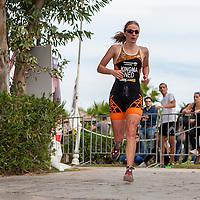 Catania (ITA), 25/10/15  - Maya Kingma (NED) at 2015 Catania ETU Triathlon European Cup and Mediterranean Championships, . (Ph. Riccardo Giardina)