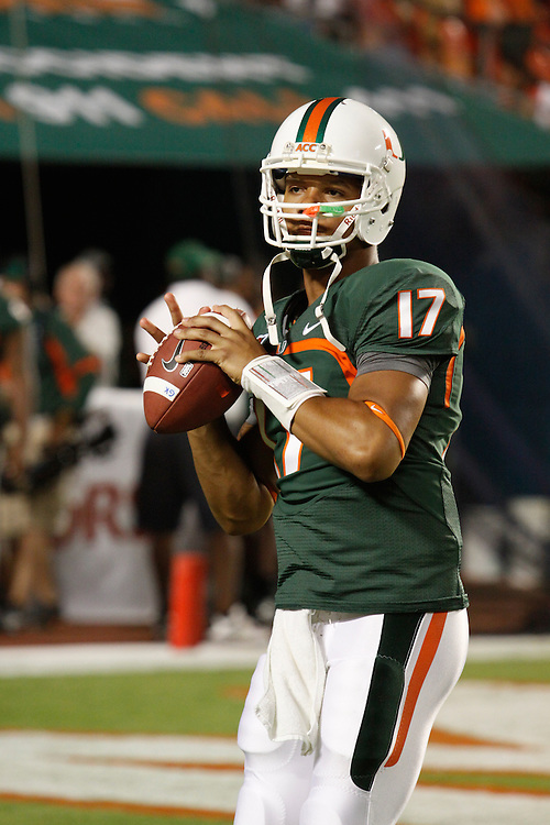 2010 Miami Hurricanes Football vs North Carolina