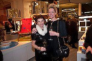 CAROL MORGAN-DAVIES; CLAIRE STANSFIELD, The Nineties are Vintage. Concept Store, Rellik and Workit. The Wonder Room. Selfridges. Oxford St. London. 7 January 2010.