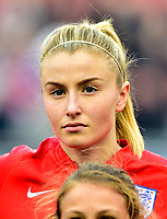 International Women's Friendly Matchs 2019 / <br /> SheBelieves Cup Tournament 2019 - <br /> Japan vs England 0-3 ( Raymond James Stadium - Tampa-FL,Usa ) - <br /> Leah Cathrine Williamson of England