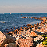 Sandy Point, Block Island, Rhode Island