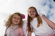 21/08/2016 Repro free: Tess Kavanagh and Ava Mitchell at the launch of Ireland&rsquo;s Longest Running Arts Festival who announced a stellar line up.<br /> <br /> Hermitage Green, The Kilfenora Ceili Band, Paddy Cole, Phil Coulter and Johnny McEvoy are among the many names who will be taking part in the 39th Clifden Arts Festival, which runs from September 15th - 25th. This festival features over 200 diverse, eclectic events with an exciting programme filled to the brim with literature, theatre, music events, workshops, comedy and visual art spectacles. <br />   Photo:Andrew Downes, XPOSURE