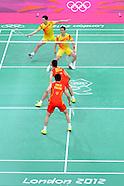 Badminton Day 6 London 2012