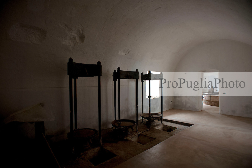 Crispiano, marzo 2013.Masseria Mongelli, antico casolare ristrutturato
