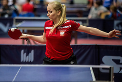 Dajana JASTRZEBSKA of Poland in action during Team events at Day 4 of 15th Slovenia Open - Thermana Lasko 2018 Table Tennis for the Disabled, on May 12, 2018, in Dvorana Tri Lilije, Lasko, Slovenia. Photo by Vid Ponikvar / Sportida