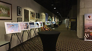 "Janow Podlaski, Poland - 2018 July 28: ""Dzielni w wysilku"" - Photo Exhibition by photographer Adam Nurkiewicz, pictures of Special Olympics during Photo Festival Optyczne PL 2019 on July 28, 2016 in Janow Podlaski, Poland.<br /> <br /> Adam Nocon declares that he has no rights to the image of people at the photographs of his authorship.<br /> <br /> Any editorial, commercial or promotional use requires written permission from the author of image.<br /> <br /> Mandatory credit:<br /> Photo by © Wiktor Sobolewski"