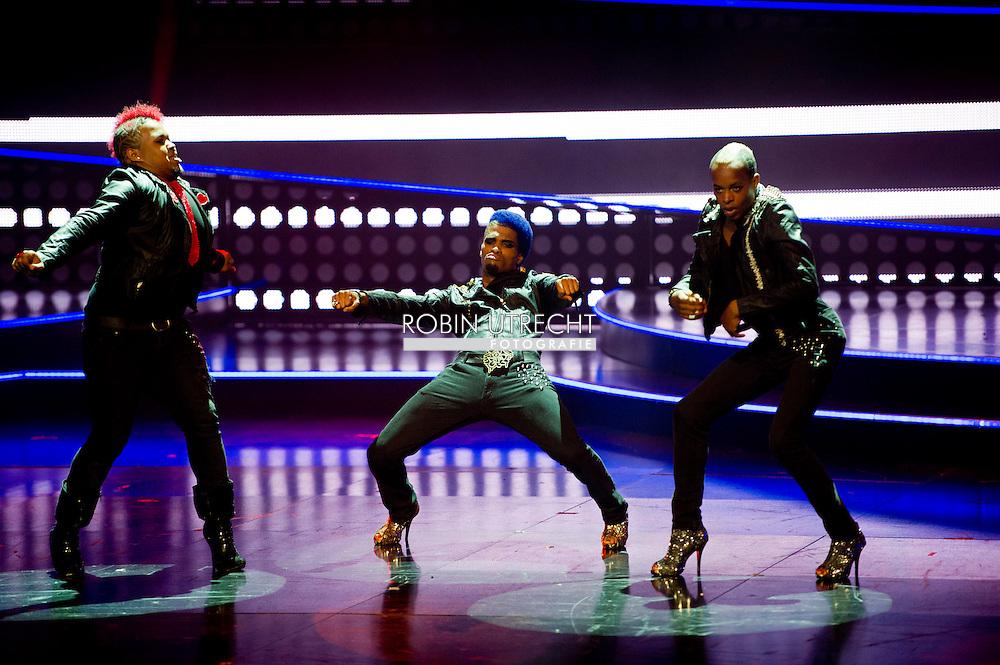 DDF Crew wint Holland's Got Talent