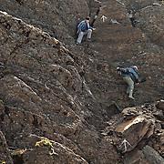 Ascending Yushan's South Peak