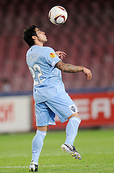 16.09.2010, Stadio San Paolo, Neapel, ITA, UEFA EL, Napoli vs Ultrecht, im Bild Lavezzi Ezequiel ( Napoli 2010/11 ).EXPA Pictures © 2010, PhotoCredit: EXPA/ InsideFoto +++++ ATTENTION - FOR AUSTRIA AND SLOVENIA CLIENT ONLY +++++.. / SPORTIDA PHOTO AGENCY