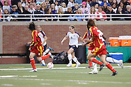 (9) Heather O'Reilly. US Women National Team vs. China. US 1 China 0