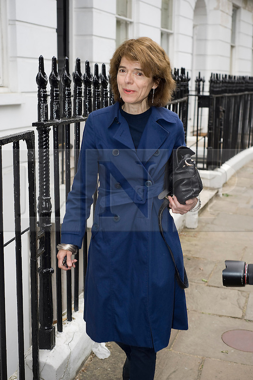 © licensed to London News Pictures. File picture dated 23/05/2011. Vicky Pryce the ex wife of Energy and Climate Change Secretary Chris 26/06/11 Police want a tape recording alleged to be of Energy Secretary Chris Huhne discussing a speeding incident with his estranged wife.The Sunday Times says it has been ordered to hand over a tape of the conversation. Photo credit should read: London News Pictures