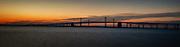 Chesapeake Bay Bridge Dawn, Maryland