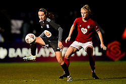 Jasmine Matthews of Bristol City - Mandatory by-line: Ryan Hiscott/JMP - 08/12/2019 - FOOTBALL - Stoke Gifford Stadium - Bristol, England - Bristol City Women v Birmingham City Women - Barclays FA Women's Super League