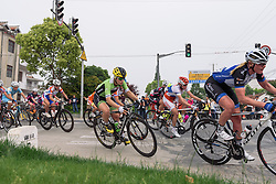 Rachele Barbieri - Tour of Chongming Island 2016 - Stage 1. A 139.8km road race on Chongming Island, China on May 6th 2016.