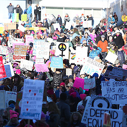 Women's March on Montana.