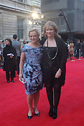MARIA FRIEDMAN; SONIA FRIEDMAN, Olivier Awards 2012, Royal Opera House, Covent Garde. London.  15 April 2012.