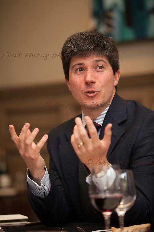ICAS roundtable event, Bonham Hotel, Edinburgh<br /> Tobias Jung