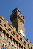 Italy, Late Gothic-Reinaissance, Florence, The Palazzo Vecchio, 13-16th Century AD