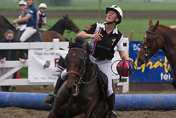 Antheunis Valerie, BEL, Source de Nil<br /> BK Horseball 2018<br /> © Sharon Vandeput<br /> 14:23:27