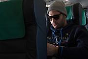 Marco Giuri<br /> Nazionale Italiana Maschile Senior - Viaggio Torino Zagabria<br /> FIP 2017<br /> Torino, 25/11/2017<br /> Foto M.Ceretti / Ciamillo-Castoria
