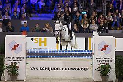 Vrieling Jur, (NED), Esprit Ds<br /> Indoor Derby Van Schijndel Bouwgroep Prijs<br /> Indoor Brabant - 's Hertogenbosch 2015<br /> © Hippo Foto - Dirk Caremans