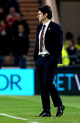 Middlesbrough manager Aitor Karanka - Mandatory by-line: Robbie Stephenson/JMP - 14/12/2016 - FOOTBALL - Riverside Stadium - Middlesbrough, England - Middlesbrough v Liverpool - Premier League