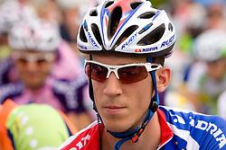 Jure Zagar at Slovenian National Championships in Road cycling, 178 km, on June 28 2009, in Mirna Pec, Slovenia. (Photo by Vid Ponikvar / Sportida)