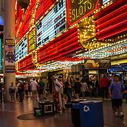 "Las Vegas Nevada - Site Where U2's ""Streets"" Video Was Created"