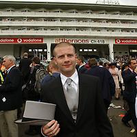 Derby celeb Channel Four presenter Dermot O'Leary