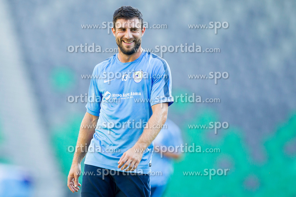 Bojan Jokic during practice session of Slovenian National Football Team before Euro 2016 Qualifications match against Switzerland, on September 1, 2015 in SRC Stozice, Ljubljana, Slovenia. Photo by Urban Urbanc / Sportida