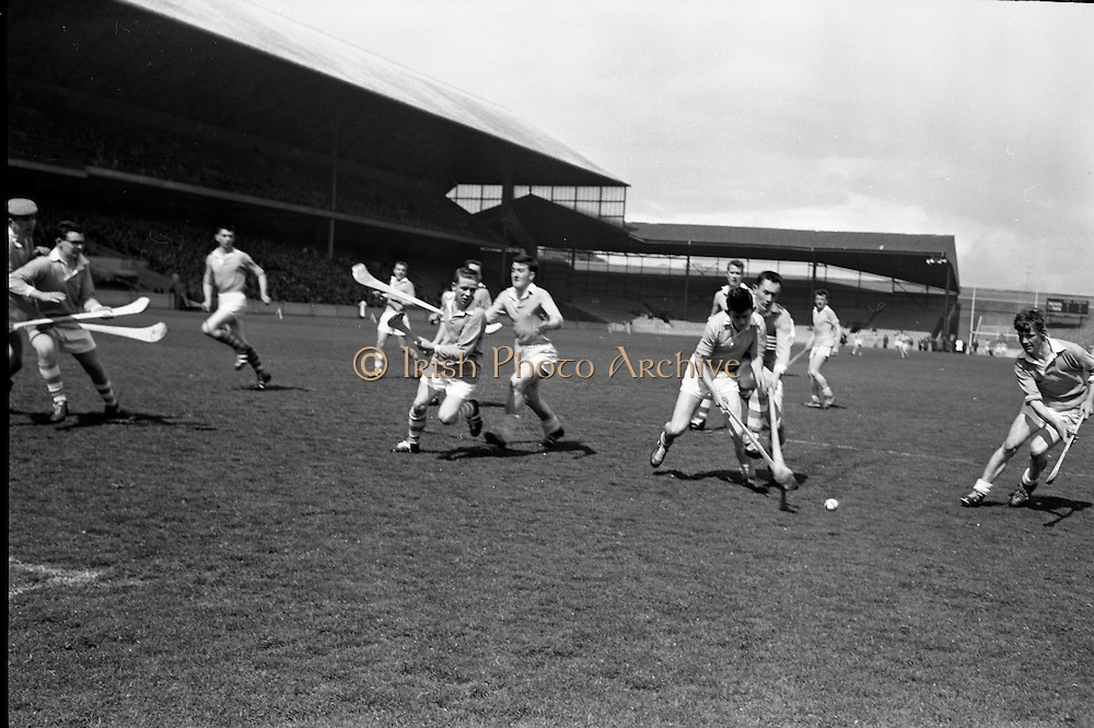 All-Ireland Colleges, Farranferris v Ballyfin..05.05.1963.