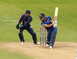 Gloucestershire's Benny Howell - Mandatory by-line: Robbie Stephenson/JMP - 07966386802 - 04/08/2015 - SPORT - CRICKET - Bristol,England - County Ground - Gloucestershire v Durham - Royal London One-Day Cup
