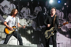 Soundgarden performs at Barclaycard BST Hyde Park, London, United Kingdom<br /> Picture Date: 4 July, 2014