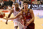 DESCRIZIONE : Campionato 2015/16 Giorgio Tesi Group Pistoia - Umana Reyer Venezia<br /> GIOCATORE : Ruzzier Michele <br /> CATEGORIA : Passaggio Penetrazione<br /> SQUADRA : Umana Reyer Venezia<br /> EVENTO : LegaBasket Serie A Beko 2015/2016<br /> GARA : Giorgio Tesi Group Pistoia - Umana Reyer Venezia<br /> DATA : 23/12/2015<br /> SPORT : Pallacanestro <br /> AUTORE : Agenzia Ciamillo-Castoria/S.D'Errico<br /> Galleria : LegaBasket Serie A Beko 2015/2016<br /> Fotonotizia : Campionato 2015/16 Giorgio Tesi Group Pistoia - Umana Reyer Venezia<br /> Predefinita :