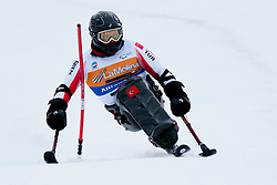 BAYINDIRLI Erik, TUR, Super Combined, 2013 IPC Alpine Skiing World Championships, La Molina, Spain