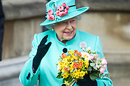 The Queen's 91st Birthday Archive - 21 April 2017