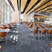 Stafford King Wiese- UCD Tercero Dining Hall