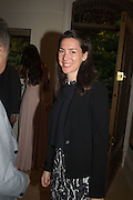 VICTORIA SIDDALL, Dinner to celebrate the 10th Anniversary of Contemporary Istanbul Hosted at the Residence of Freda & Izak Uziyel, London. 23 June 2015