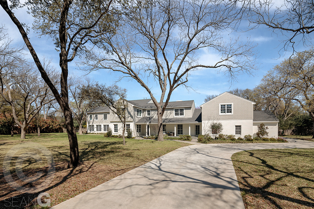 Luxury home, 9101 Douglas Avenue, Dallas, Texas