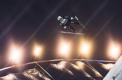 08.02.2019, Salpausselkae Hill, Lahti, FIN, FIS Weltcup Ski Sprung, Herren, im Bild Simon Ammann (SUI) // Simon Ammann of Switzerland during the men's FIS Ski Jumping World Cup at the Salpausselkae Hill in Lahti, Finland on 2019/02/08. EXPA Pictures © 2019, PhotoCredit: EXPA/ JFK