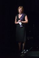 Kate Rutter at In praise of an English radical - A Celebration of Linda Smith, Lyceum Theatre Sheffield.