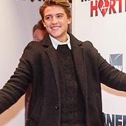 NLD/Amsterdam/20151214 - Film premiere Mannenharten 2, Jorik Scholten, Lil Kleine