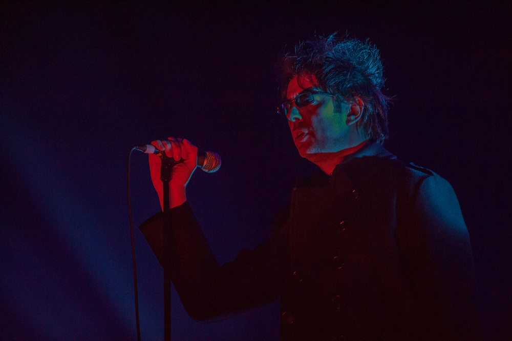 Echo & The Bunnymen play the whole of their Ocean Rain album at the Liverpool Echo Arena in 2008.
