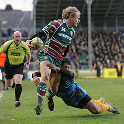 Leicester Tigers v London Wasps | LV= Cup  | 26 January 2013