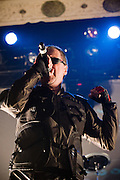 Front 242 at Metro in Chicago, IL on April 15, 2011